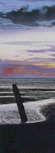 Evening Tide, Brancaster Beach, Norfolk