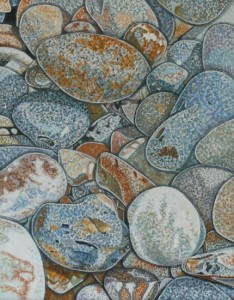 Pebbles, Brancaster Beach, Norfolk