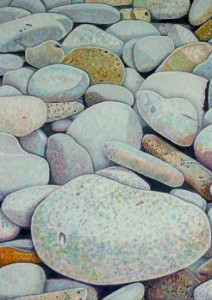 Pebbles, Sewerby Beach, Yorkshire 2