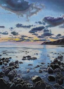Sunrise, North Norfolk