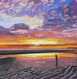 Sunrise, North Yorkshire