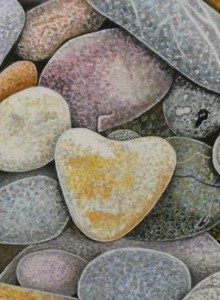 The Love Stone, Saltburn, North Yorkshire