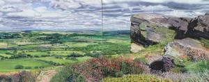 Bosley Cloud, Cheshire
