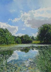 Branston Lake 1