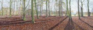 Autumn Morning, Hartsholme Park