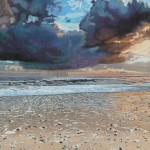 Low Tide, Holkam Bay, North Norfolk