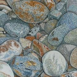 Pebbles, Brancaster Beach, Norfolk